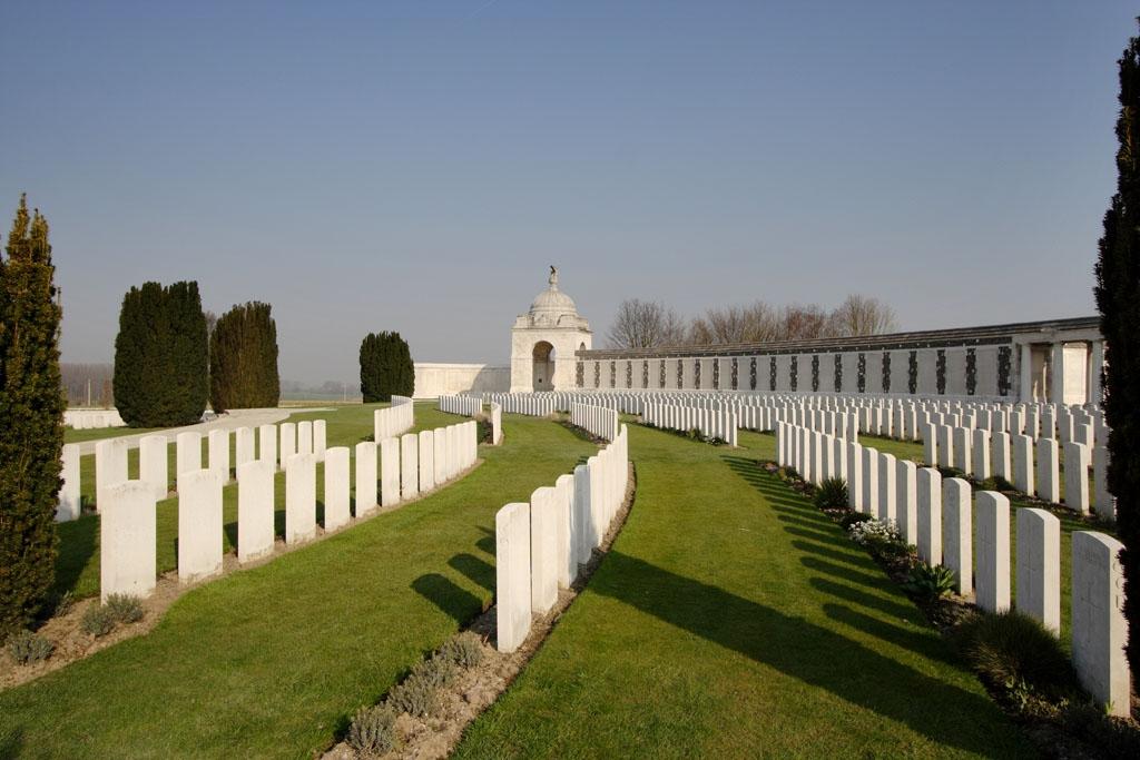 Tyne Cot Cemetery, Belgium